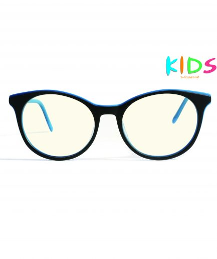 kids blue light filter glasses